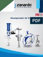 Catálogo Atemperadores de Vapor_ESP