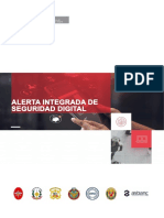 Alerta integrada de seguridad digital N° 045-2021-PECERT