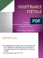 15-SFA SFC(Souffrance Foetale Aigue Et Chronique) (1)
