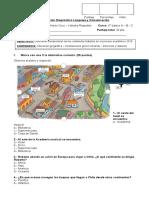 Evaluación Diagnóstica Historia 4º básico