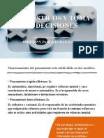 HEURISTICOS Y TOMA DE DECISIONES