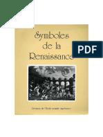 Symboles de la Renaissance 1
