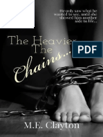 The Heavier the Chains - M.E. Clayton- (REVISADO)