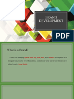 Brand Development Definition Tools and Techniques