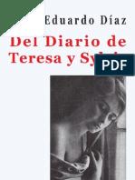 Del Diario de Teresa y Sylvia