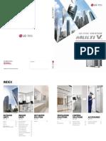 VRF  MULTI V catalog -2019