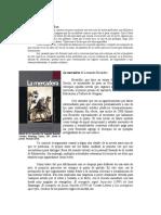 "libros que aguardan / ""La mercadera"" de Rossiello"