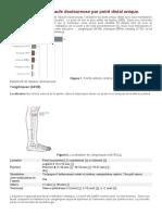 acupuncture Traitement de l'épaule douloureuse par point distal unique