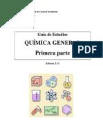 Guia de Estudios Qca Gral 1era P 1sem 2020