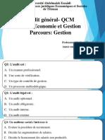 Audit Général-QCM - Copie