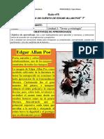 Guía nº5-Analizando mi cuento de Edgar Allan Poe 7ª