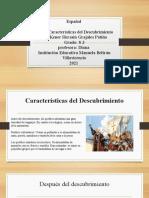 Español Los Autores