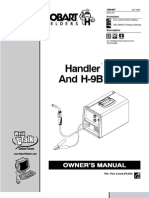 Handler 125 and H-9B Gun Owner's Manual