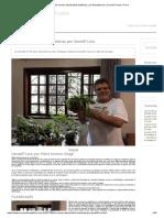 Os Nomes Das Famílias Botânicas, Por Gerdaff Lóra _ Curvelo Fauna e Flora