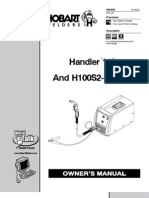 Handler 140 and H100S2-10 Gun Owner's Manual