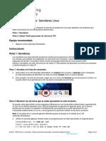 4.3.4 Lab Linux Servers Es XL