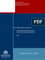WMO 9 Volume C1 2012