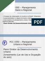 3350 Plano Diretor Zoneamento