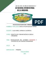 OFICIALIZACION DEL ALFABETO KAPANAWA Y DIFUSION DE LAS LENGUAS ORIGINARIAS-convertido