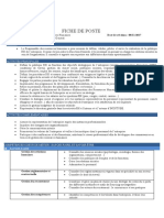 FP Responsable Ressources Humaines