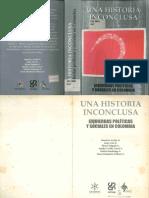 Archila, Mauricio - Izquierda historia inconclusa