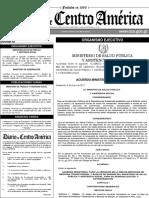 Acuerdo Ministerial No. 529-2011 (1)