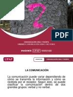 Semana Iii_presentación_comunicacion Oral Escrita