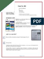 guía de matemáticas tercer periodo