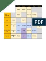 CFYN 2021 Spring Schedule
