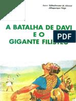 A Batalha de Davi e o Gigante Golias