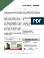 licencia de conducir LENIN JOSE pdf