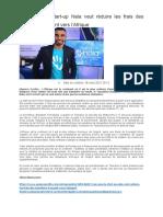 Tanzanie - La Start-up Nala Veut Réduire Les Frais Des Transferts d'Argent Vers l'Afrique