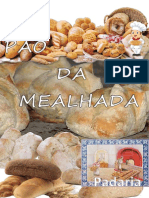 Pao Mealhada - Passo a Passo