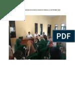 PENYULUHAN KESEHATAN JIWA DI DESA SUKARATU TANGGAL 11 SEPTEMBER 2020