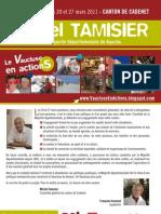 Notre Projet Pour Le Canton - Michel Tamisier