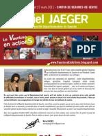 Notre Projet Pour Le Canton - Muriel Jaeger