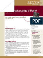 The Secret Language of Money Summary