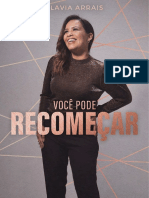 eBook Voce Pode Recomecar Flavia Arrais 2(1)