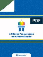 eBook 4 Pilares Precursores Da Alfabetização 2