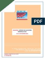 Sondeo Eleccion General 16-18 Mar Publicar