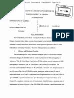 Kevin Ricks Plea Agreement