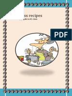 Our Class Recipes E1