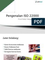 4. Pengenalan ISO 22000