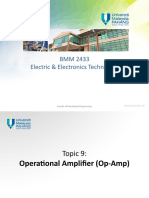 Chapter 5a Op-Amp - EE