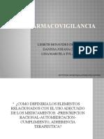 FARMACOVIGILANCIA DIAPOSITIVAS