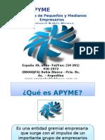 CIAPyME-Cabildo-Bahía-Blanca-Argentina