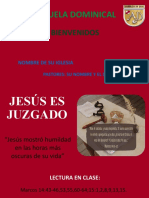 Jesús Es Juzgado Normal