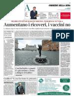Corriere Della Sera Roma 17 Marzo 2021