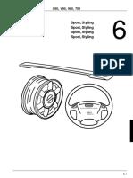 Volvo Wheels X90 Sportstyling FR GB NL De