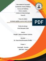 Deber 1- Endocrinología- Melanie Gabriela Rengifo Calderón